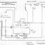 Koblingsskjema Bosch for MB10A